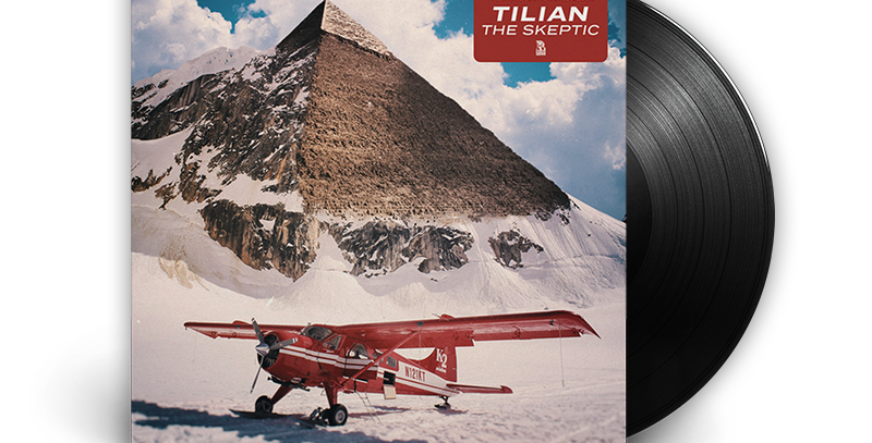 Tilian - The Skeptic LP Limitado