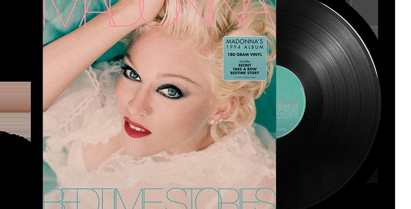 Madonna - LP Bedtime Stories 180g Importado