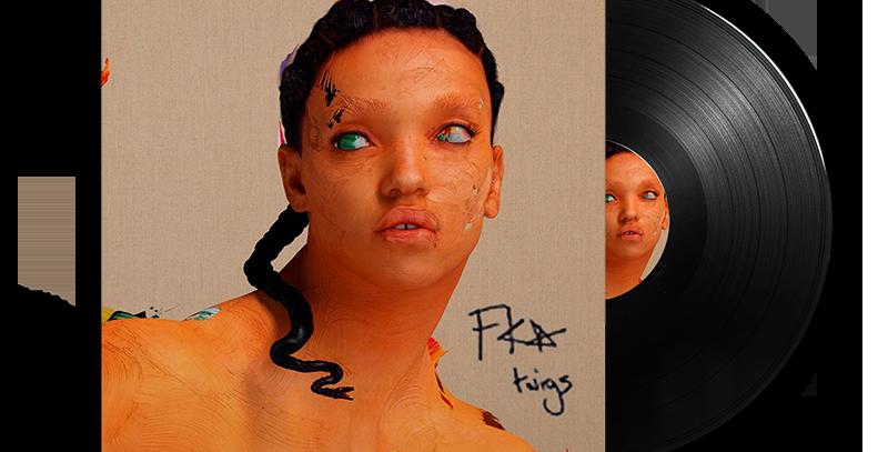 FKA Twigs - LP Magdalene