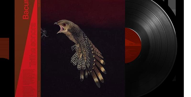 LP Bacurau - Trilha Sonora Limitada + Pôster