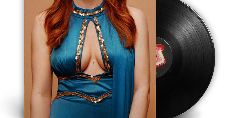 Jenny Lewis - LP On The Line [AVARIA]