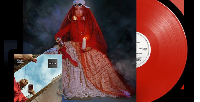 Mc Tha - LP Rito De Passá + Revista Noize