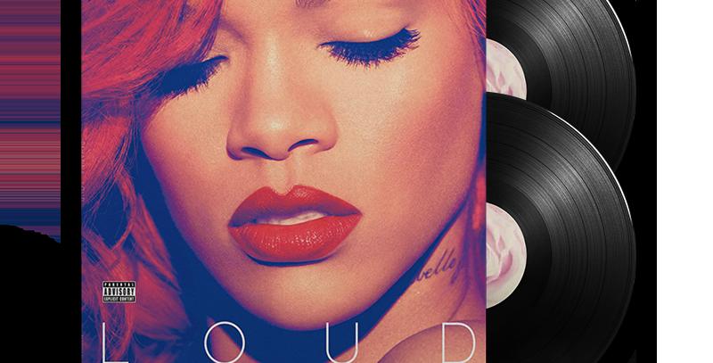Rihanna - 2x LP Loud Gatefold Limitado