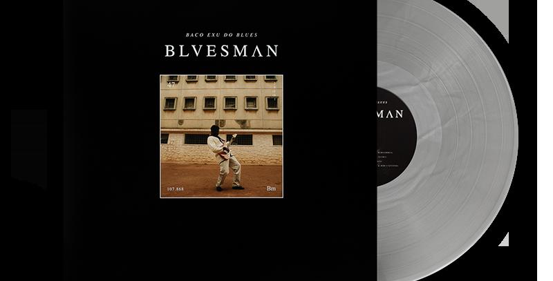 Baco Exu do Blues – LP Bluesman