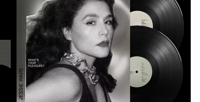Jessie Ware - 2x LP What's Your Pleasure (The Platinum Edition)