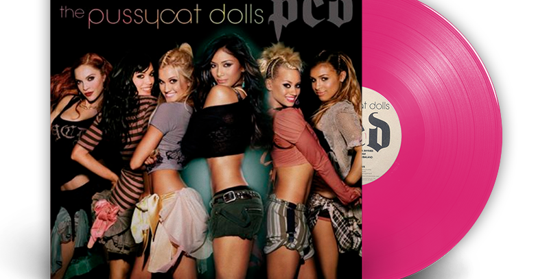 The Pussycat Dolls - LP Limitado Rosa