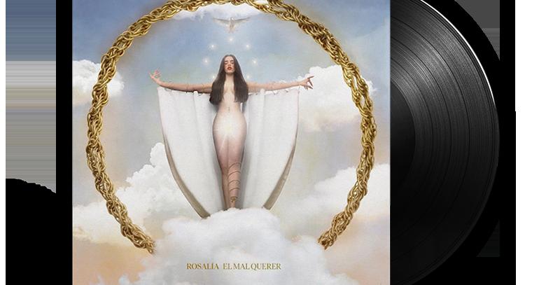 Rosalía - LP El Mal Querer