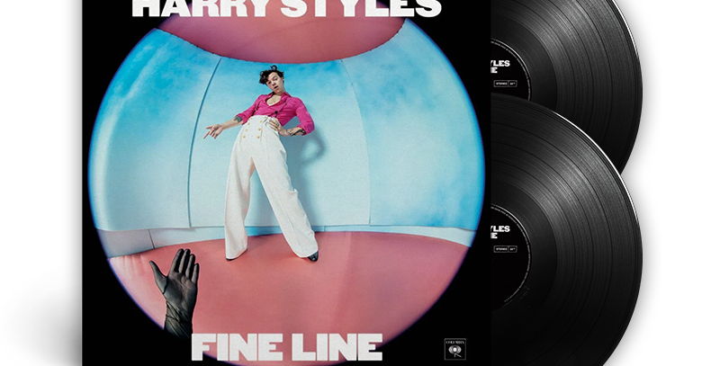 Harry Styles - LP  Fine Line Duplo