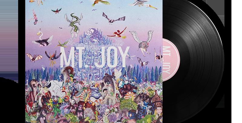 MT. JOY - LP Rearrange Us
