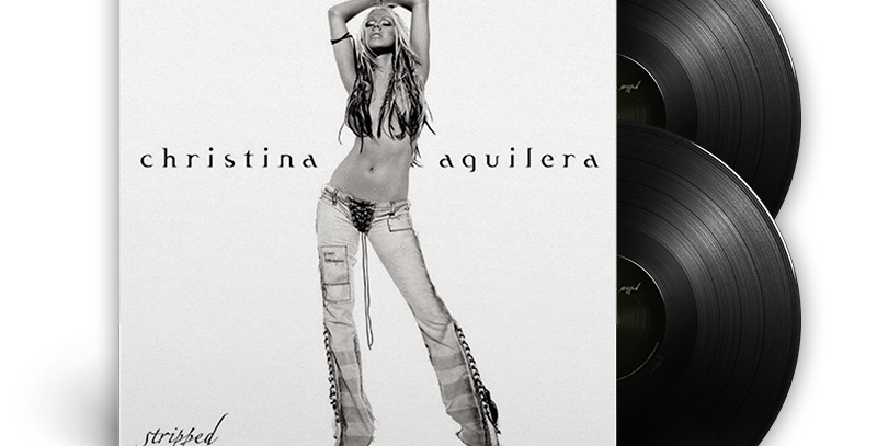 Christina Aguilera - Stripped 2x LP