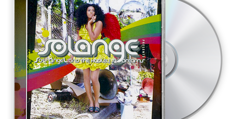 Solange ‎- CD Sol-Angel And The Hadley St. Dreams