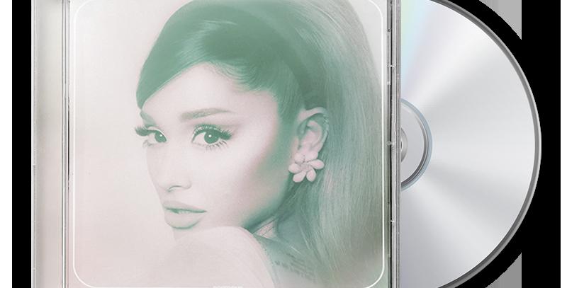 Ariana Grande - CD Positions Edição Limitada