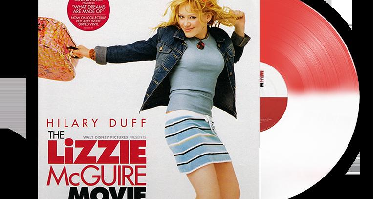 Hillary Duff - 2x LP The Lizzie McGuire Movie Soundtrack Limitado Vermelho