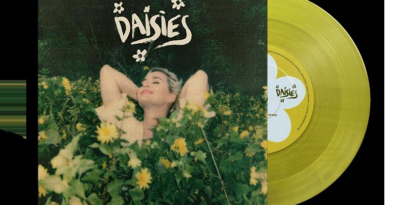 "Katy Perry - Vinil 7"" Single Daisies"