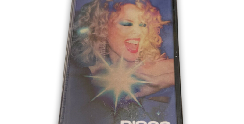 Kylie Minogue - 2x  Fita Cassete Disco Deluxe Limitada