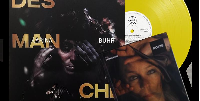 Karina Buhr - LP Desmanche + Revista Noize