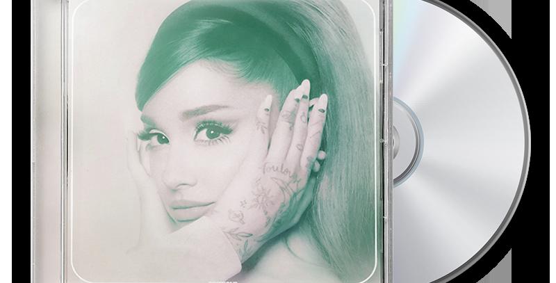 Ariana Grande - CD Positions Edição Limitada CD 2 Americano