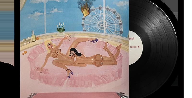 Kali Uchis - LP To Feel Alive Numerado Limitado