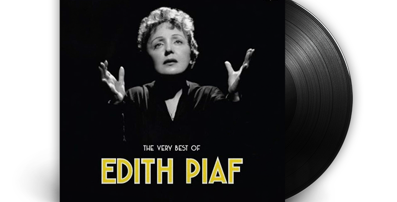 Very Best of Edith Piaf [Rhino] [Barnes & Noble Exclusive] LP