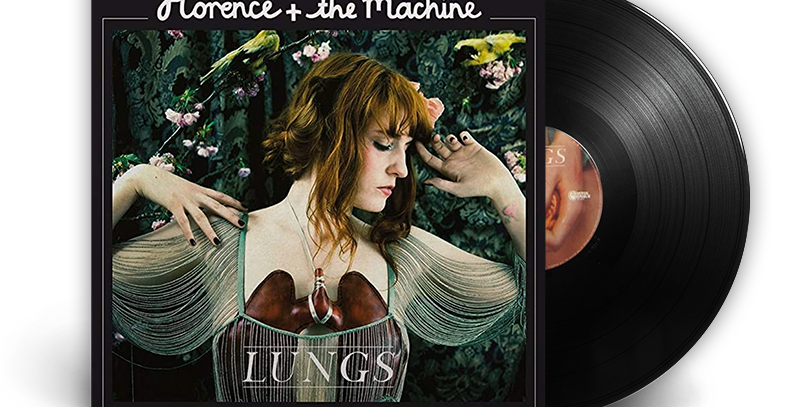 Florence + The Machine - LP Lungs