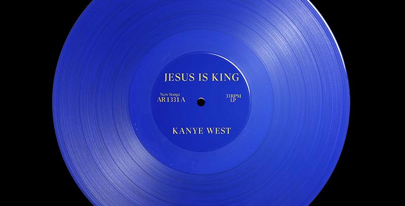 Kanye West - LP Jesus Is King