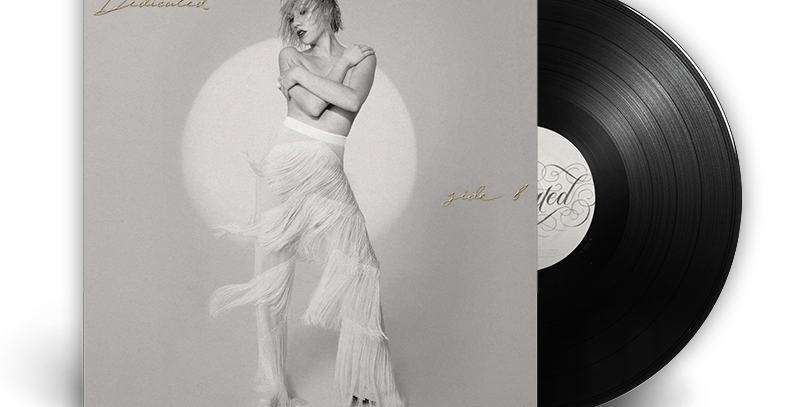 Carly Rae Jepsen - LP Dedicated Side B + Litografia Autografada