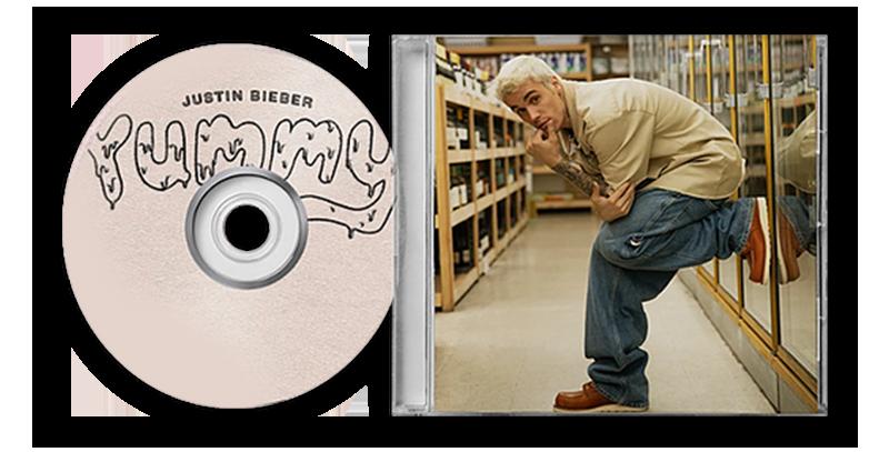 Justin Bieber - CD Autografado Yummy #3