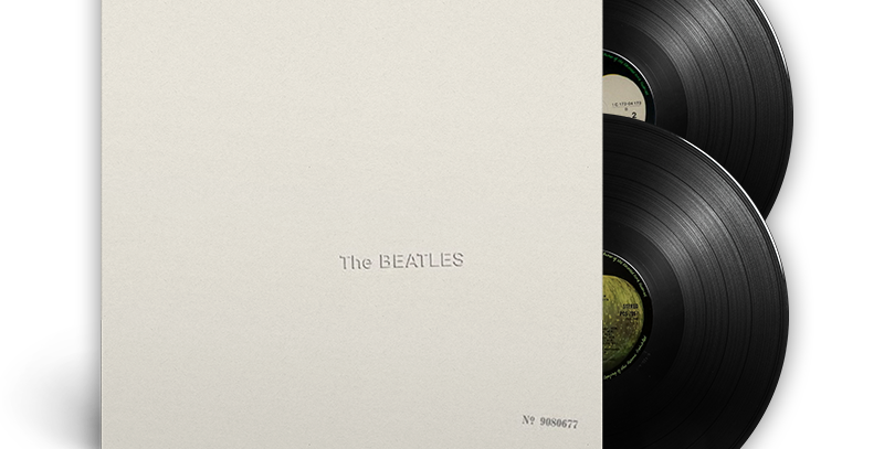 The Beatles - 2x LP The White Album