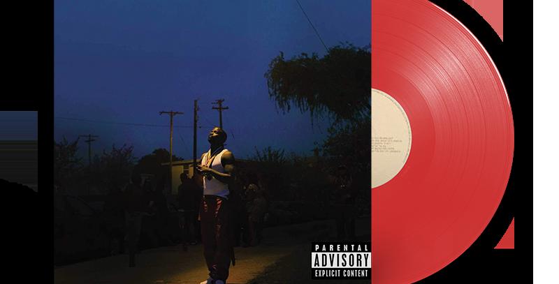 Jay Rock - Redemption LP Vermelho Limitado