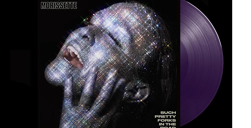 Alanis Morissette - LP Such Pretty Forks In The Road Roxo Limitado