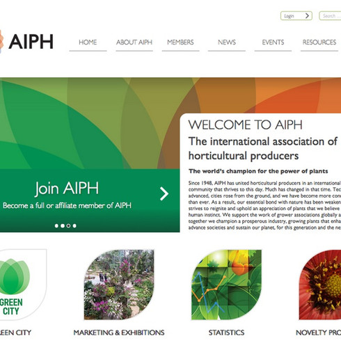 The International Association of Horticultural Producers