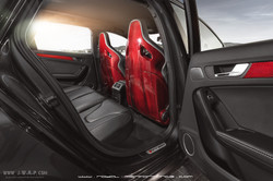 Audi RS4 B8 Interieur