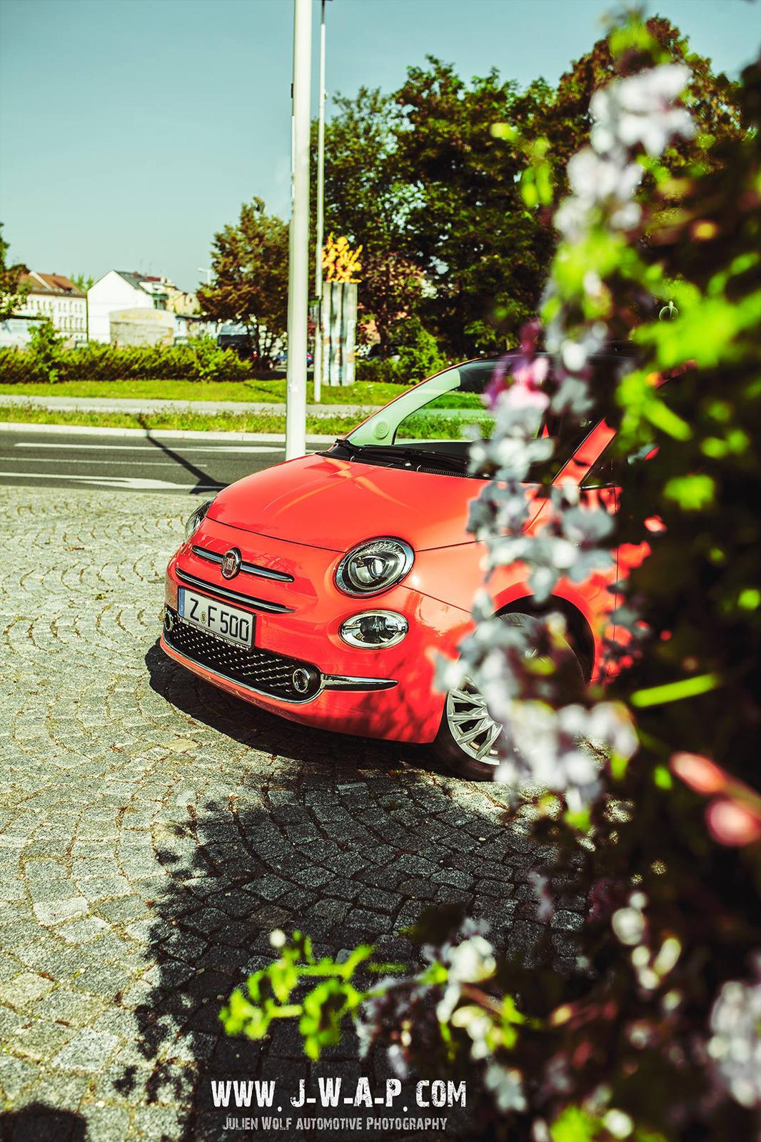 Fiat 500 Corallo