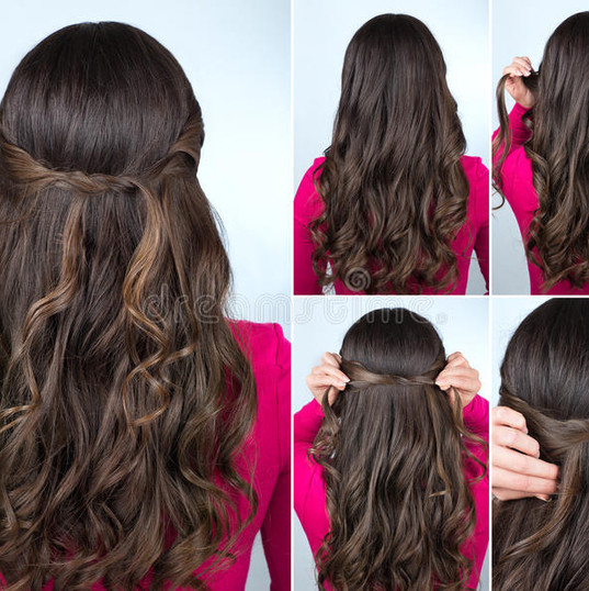 knotted-hairstyle-curly-hair-tutorial-si