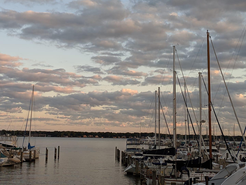 Yacht Basin Marina MI