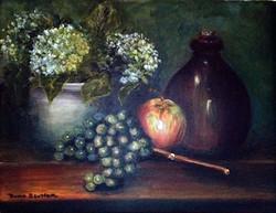 Still Life by Dona Talbot Suetter
