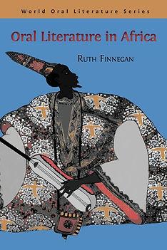 Oral Literature in Africa book cover