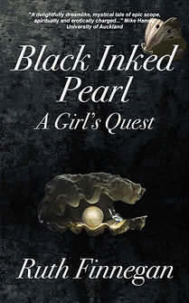 Black Inked Pearl bookcover