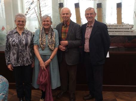 Henry Mills Trust Fund-raising