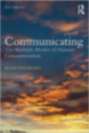Communicating book cover