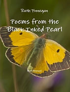 Poems from the Black Inked Pearl book cover