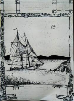 Pearl of the Seas Illustration 3
