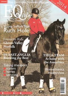 Ruth Hole EQ Life Magazine