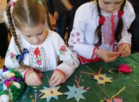 """Майстер-класи в рамках фестивалю """"Острів Різдва"""""""