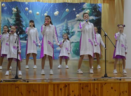 """Міський дитячий фестиваль естрадної пісні """"Кришталеві нотки"""""""