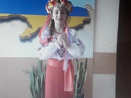 Міський етап обласного дистанційного конкурсу майстрів художнього читання «Наша Земля – Україна»