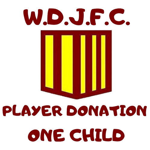 Player Donations - One Child (Oct & Nov 2020)