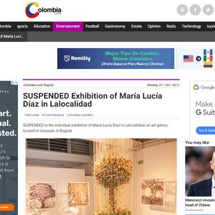 Colombia - Maria Lucia Diaz