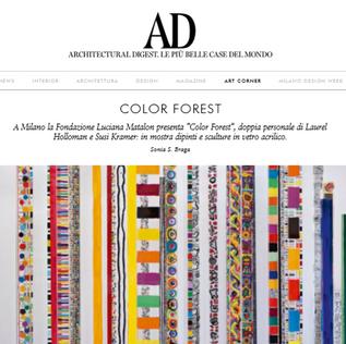 Architectural Digest - Laurel Holloman