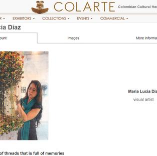 Colarte - Maria Lucia Diaz